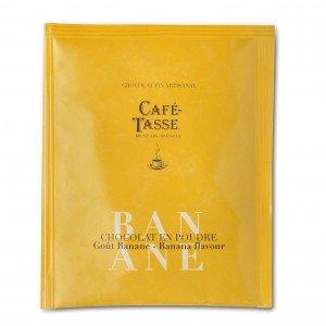 Café-Tasse шоколад на прах за пиене банан